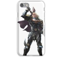 Siegfried case 1 iPhone Case/Skin