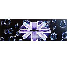 British Bubbles Photographic Print