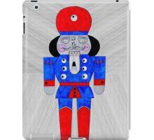 Mister NutCracker iPad Case/Skin
