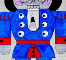 Mister NutCracker Sticker