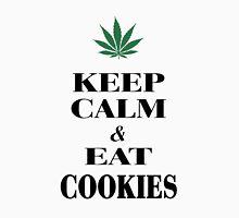 Cannabis - Keep calm & eat cookies Unisex T-Shirt