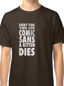 Comic Sans Classic T-Shirt