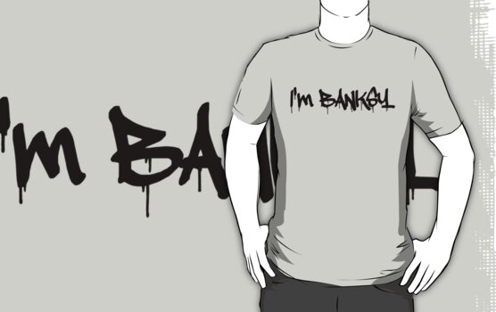 I am Banksy by hardwear
