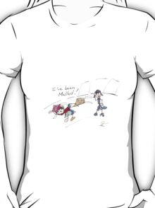 Sticky Figures: Malled! T-Shirt