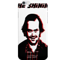 The shining Jack Nicholson iPhone Case/Skin