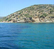 Beautiful Greek Island  by SlavicaB