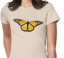 Beautiful Monarch Womens Fitted T-Shirt
