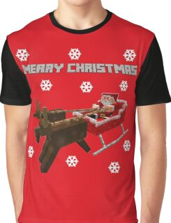 SantaClausMINE Graphic T-Shirt