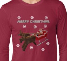 SantaClausMINE Long Sleeve T-Shirt