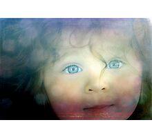 Angel Eyes Photographic Print