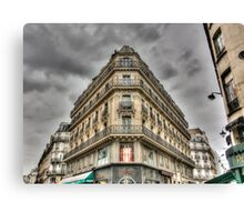 Architecture - Paris Canvas Print