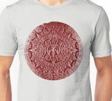 Aztec Calendar Stone Unisex T-Shirt