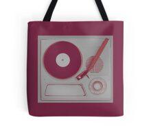 Jazz Sound Tote Bag