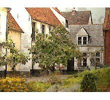 Beguinage Lier - Belgium Photographic Print