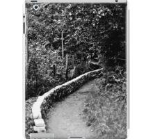 Path Through the Woods - London iPad Case/Skin