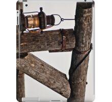 Lampost at Freimarkt iPad Case/Skin