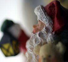 Shh! Santa's Coming by ©Josephine Caruana