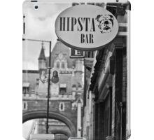 Hipsta Bar - Tower Bridge, London iPad Case/Skin