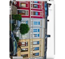German Row Houses in Bremen iPad Case/Skin
