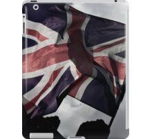 English Flag - London iPad Case/Skin