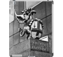 City of London Crest - London Bridge iPad Case/Skin