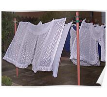 Good drying wind  Poster
