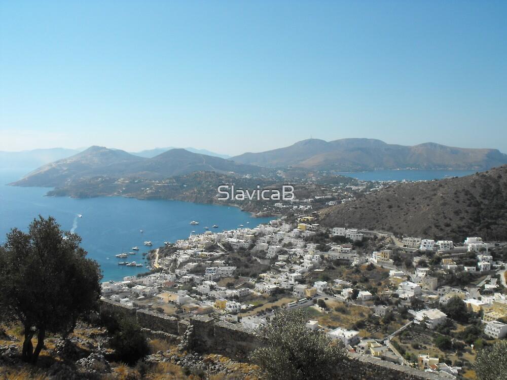 Magnificent Greek Islands 2 by SlavicaB