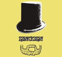 Abraham Lincoln Hat and Beard by picky62version2