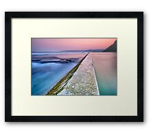 Merewether Colours Framed Print