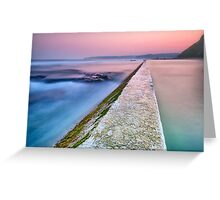 Merewether Colours Greeting Card