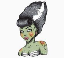 Bride of Frankenstein by Creep Heart