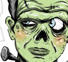 Frankenstein's Creation Sticker