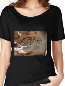 Scribbly Gum, Black Mountain, Canberra, Australia. Women's Relaxed Fit T-Shirt