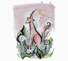 Romantic Unicorn Kids Tee