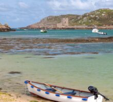 Bryher, Isles of Scilly Sticker
