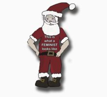 Feminist Christmas Shirt by Melissa Park