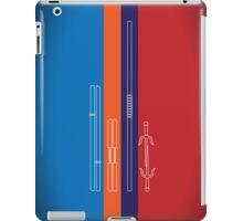 Leonardo, Michelangelo, Donatello, Raphael - Stripes iPad Case iPad Case/Skin
