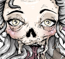Zombie Tea Sticker