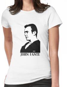 John Fante Womens Fitted T-Shirt