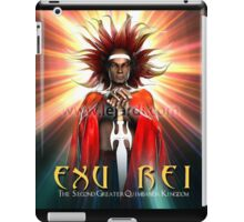 Exu Rei iPad Case/Skin
