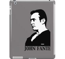 John Fante iPad Case/Skin