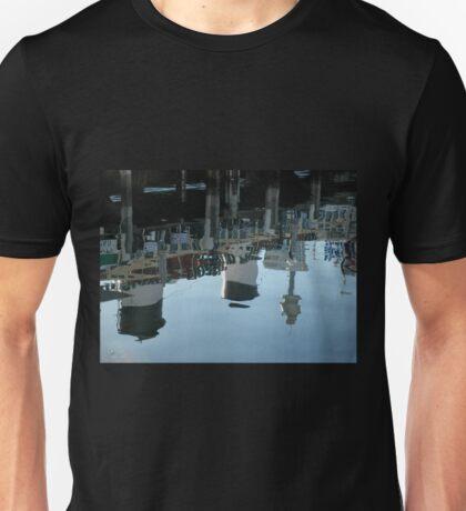 Ferry Reflections, Sydney, Australia. Unisex T-Shirt