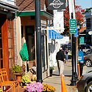 Main Street, Vineyard Haven by Choux