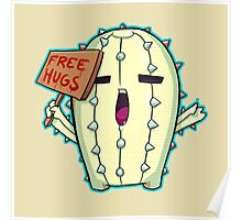 Free hugs from a Muka? Poster