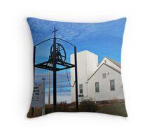 Germantown Presbyterian Church Throw Pillow