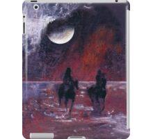 The Magic Horses Are Ready iPad Case/Skin