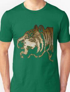 Brown Tiger Unisex T-Shirt