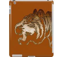 Brown Tiger iPad Case/Skin