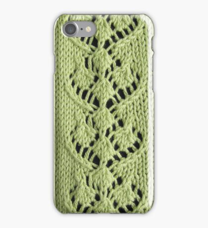 """""""Four Sisters"""" knitted lace iPhone Case/Skin"""