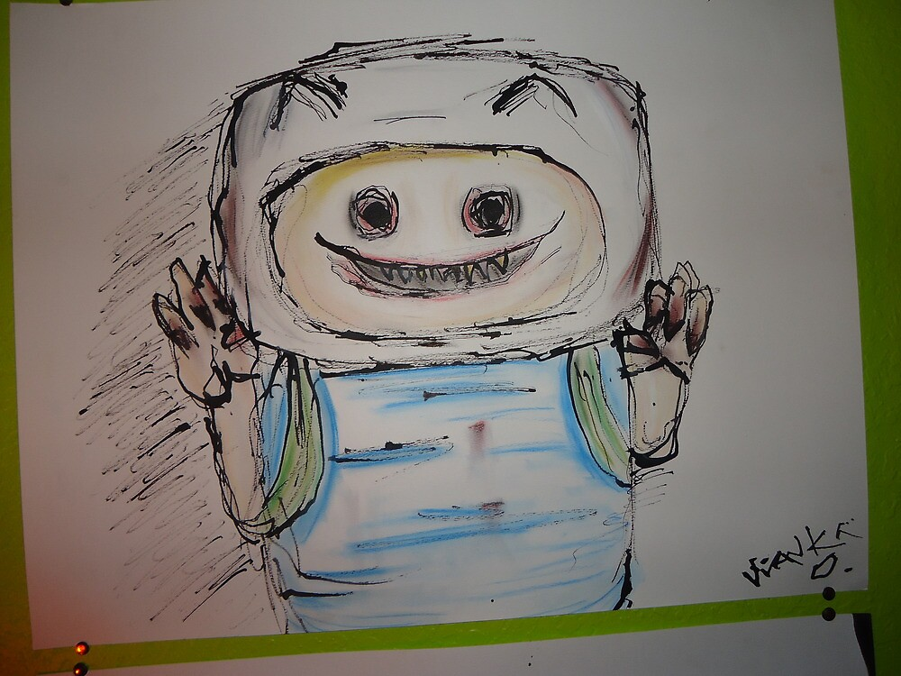 Demented Finn by ViankaSausages